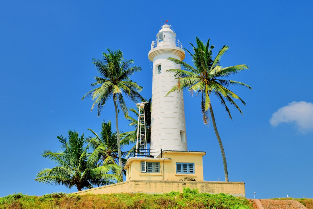 Galle lighthouse, Galle Sri Lanka